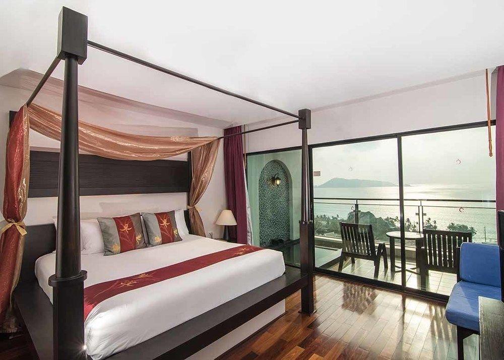 آشنایی با هتل 4 ستاره بلو مارین پوکت