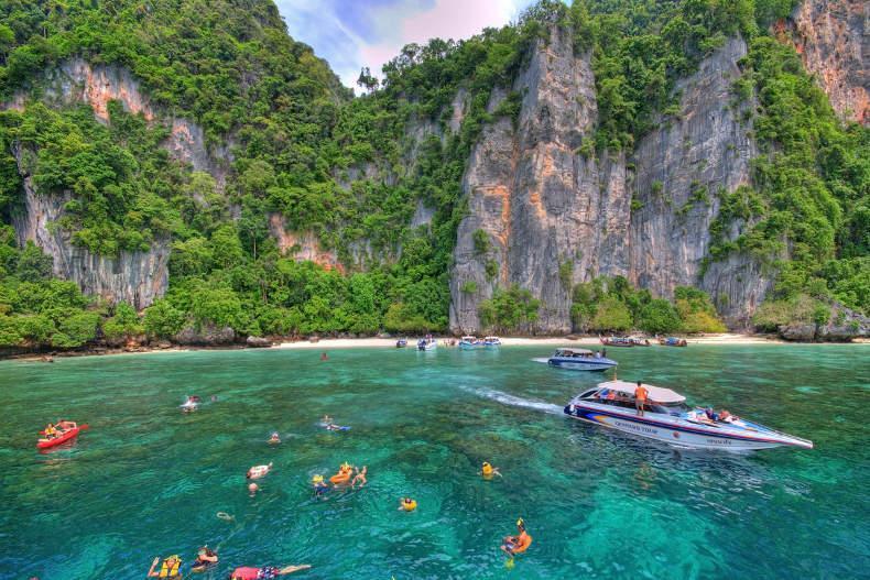 سه جزیره دیگر از پوکت تایلند نیز به روی گردشگران بسته شد!
