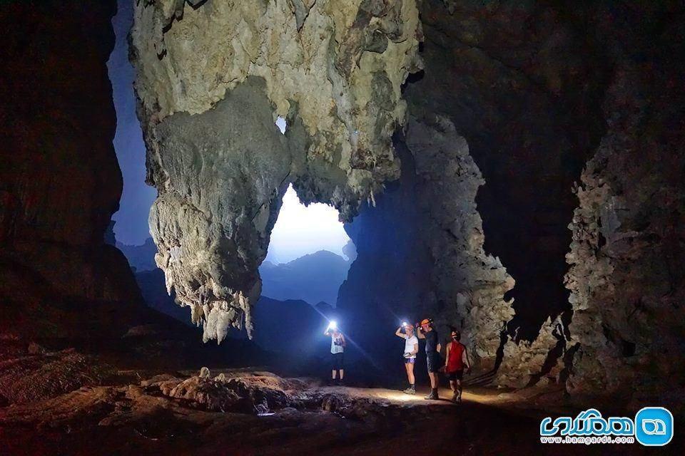 غار هانگ سون دون ، بزرگترین غار دنیا در ویتنام