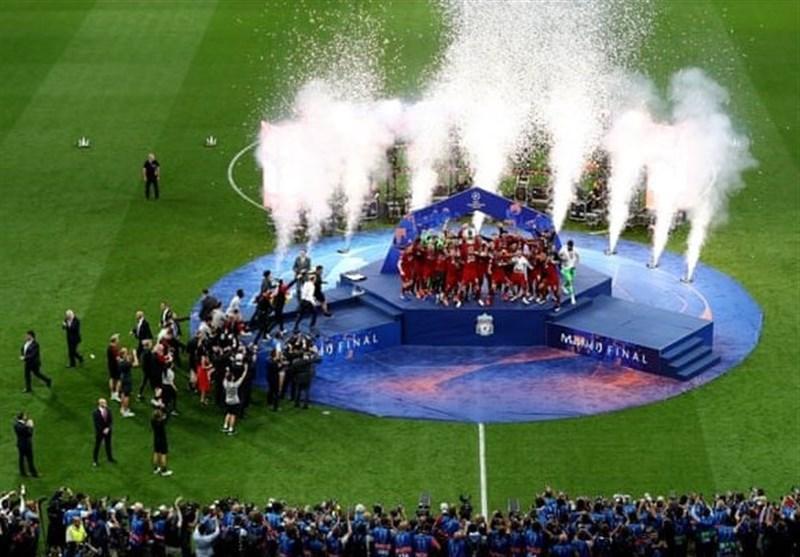 لیگ قهرمانان اروپا، جشن ششم در اردوی لیورپول