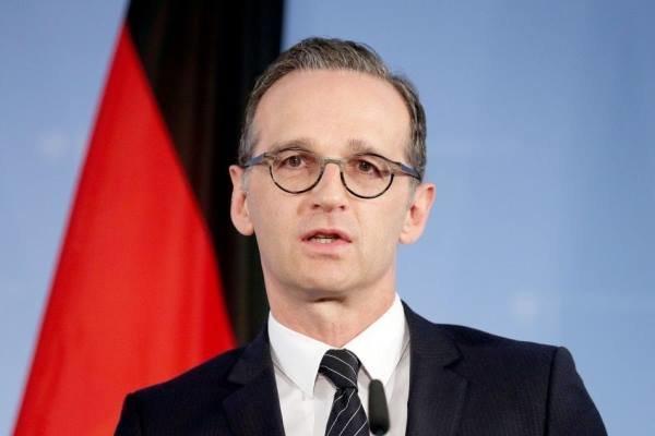 حضور وزیر خارجه آلمان در کابینه دولت فرانسه