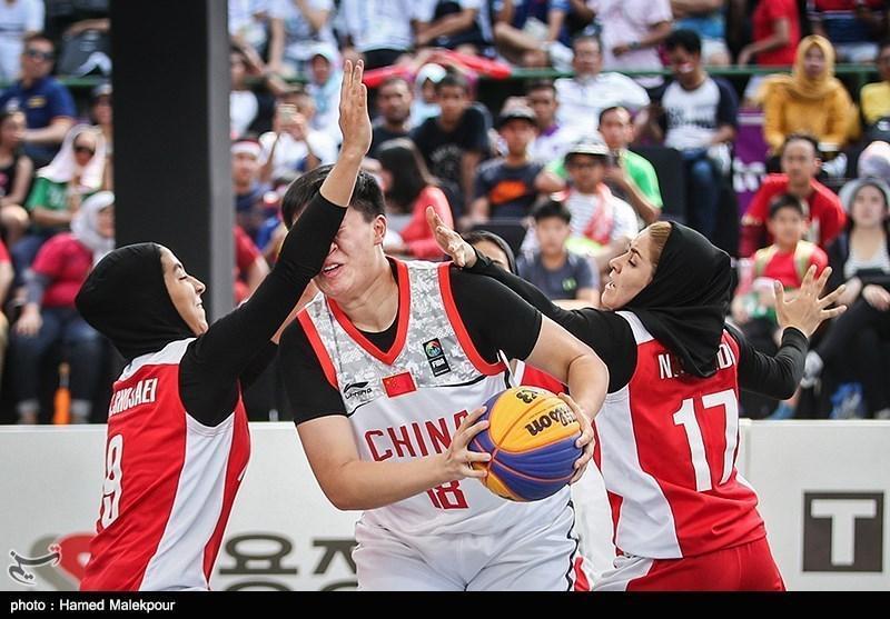 مسابقات کاپ آسیا 2019 ، مصاف دختران بسکتبالیست با تایلند و ترکمنستان در گام نخست