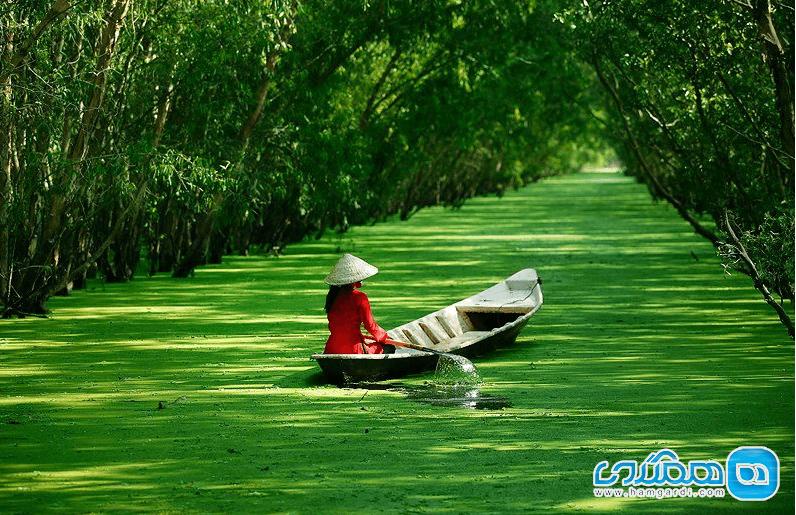 دیدنی های هوشی مین ، جاذبه های گردشگری تراز اول هوشی مین، ویتنام