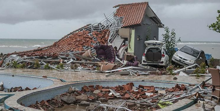 زمین لرزه 7 ریشتری در اندونزی یک کشته و 4 زخمی برجا گذاشت