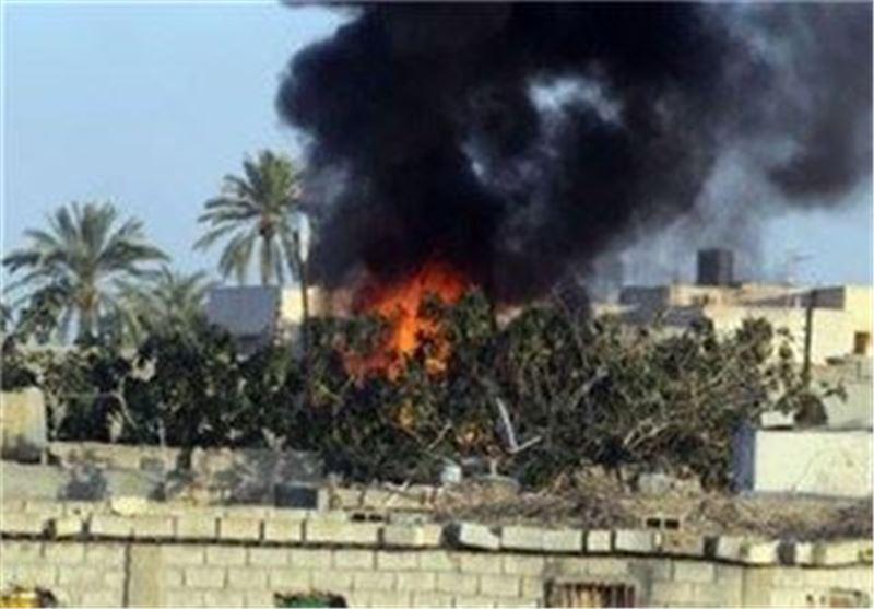 انفجار بمب در نزدیکی سفارت الجزایر، یونان و عربستان در لیبی