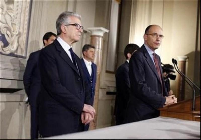 انریکو لتا نخست وزیر جدید ایتالیا شد