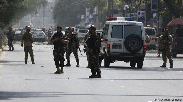 پلیس فدرال آلمان ادامه ماموریت افغانستان را متوقف کرد