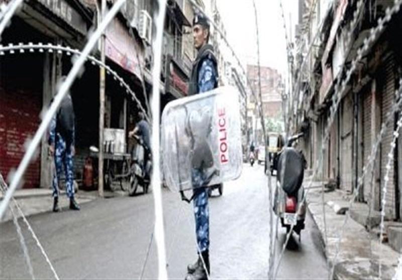 ادامه حبس خانگی مردم کشمیر توسط نظامیان هندی علی رغم گذشت 21 روز