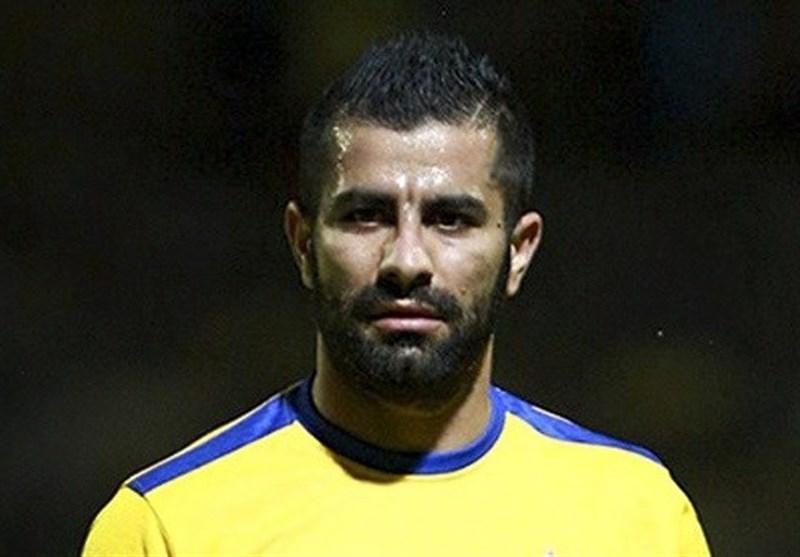 عباس عسگری: قائدی می توانست پیراهنم را بکشد، پزشک تیم گفت رباطم صلیبی ام پاره شده است