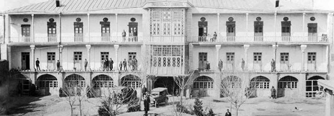 ساخت هتل 5 ستاره در قزوین متوقف شده است ، آخرین وضعیت گراند هتل قزوین