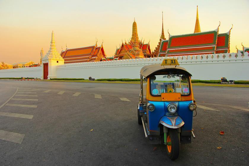 حمل و نقل عمومی در بانکوک، تایلند (قسمت دوم)