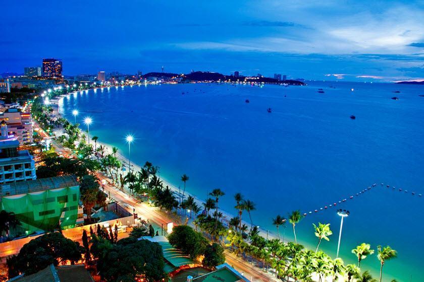 مراکز خرید ساحل پاتایا، جایی برای خرید و تفریح در تایلند