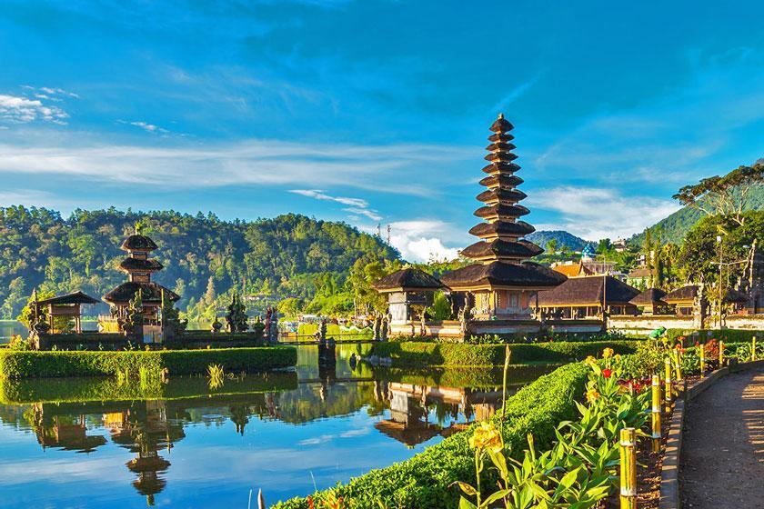 افتتاح هتلی بزرگ در بالی اندونزی