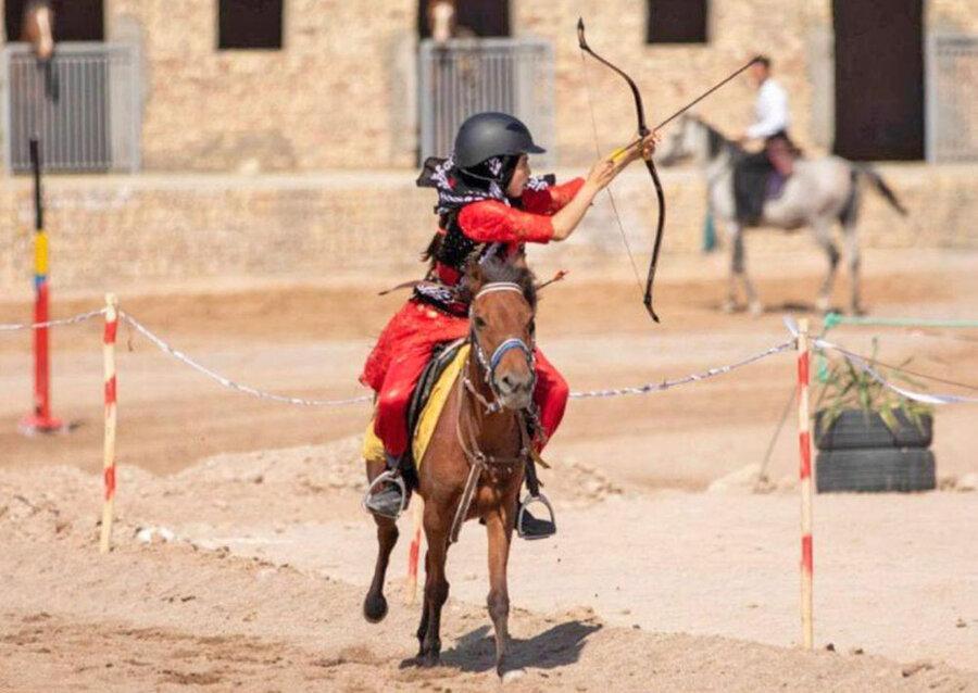 نتایج مسابقات کشوری هنرهای رزمی سواره در استان یزد