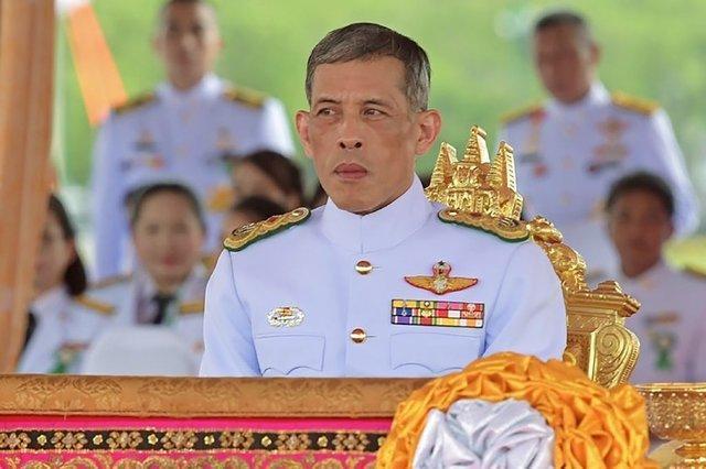 کنترل کامل ثروت سلطنتی در اختیار پادشاه تایلند