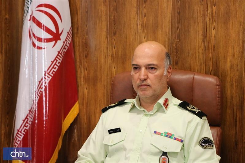 وزیر میراث فرهنگی، گردشگری و صنایع دستی از فرمانده یگان حفاظت قدردانی کرد