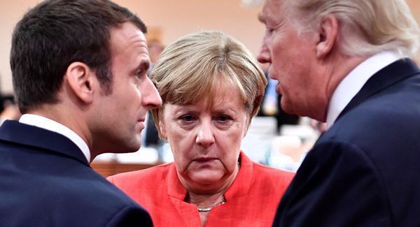 واکنش تند اروپا به تعرفه های آلومینیوم و فولاد آمریکا
