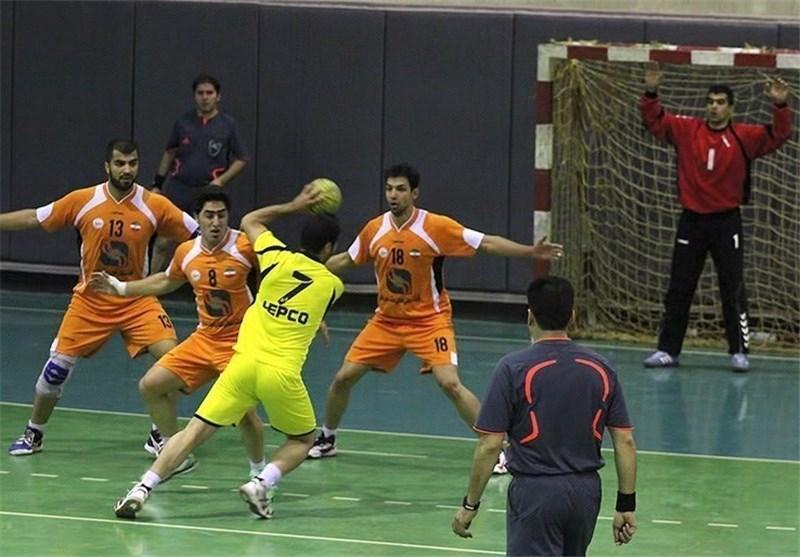 آستارا میزبان مسابقات هندبال ساحلی کشور