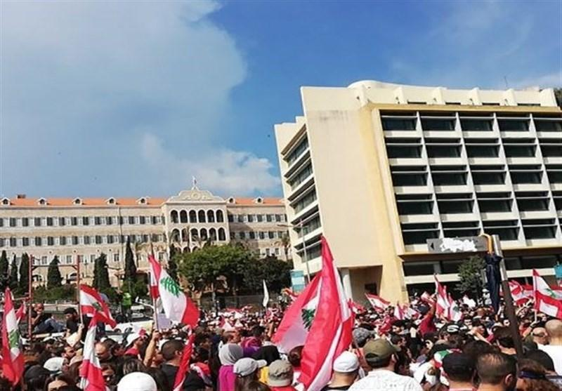 موضع آمریکا درباره تحولات لبنان، دیدار حریری با سفیر فرانسه
