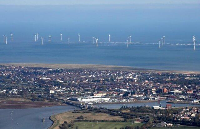 نیروی بادی فراساحلی صنعت یک تریلیون دلاری می شود