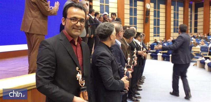 تجلیل از سفال تاج در میان صادرکنندگان برتر همدان، حضور هنرمندان همدانی در نمایشگاه صنایع دستی ایتالیا