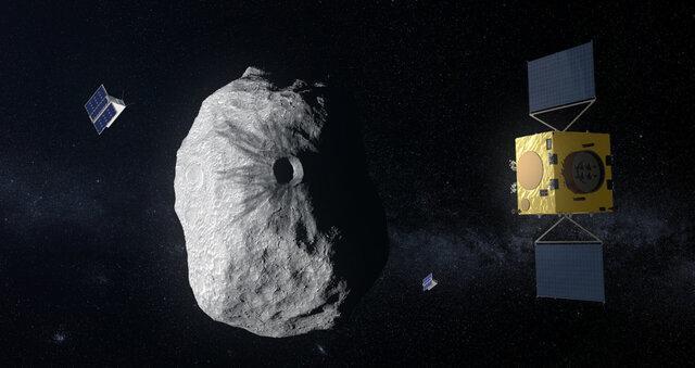 آژانس فضایی اروپا ماموریت نجات بشر را تایید کرد