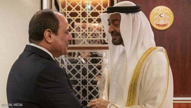 مهمان بزرگ امارات از نگاه ولیعهد ابوظبی