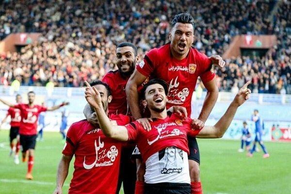 پیروزی صدرنشین لیگ برتر فوتبال در ملاقات تدارکاتی