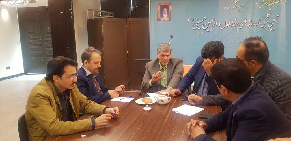 تشکیل خانه مطبوعات شهر تهران در صورت تایید معاون مطبوعاتی