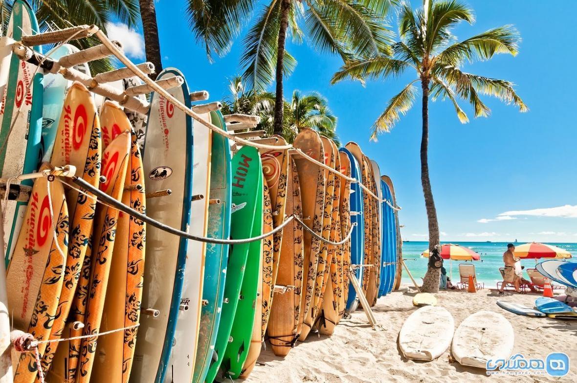 راهنمای سفر به هاوایی ، سفری در دل جاذبه هایی بی مثال