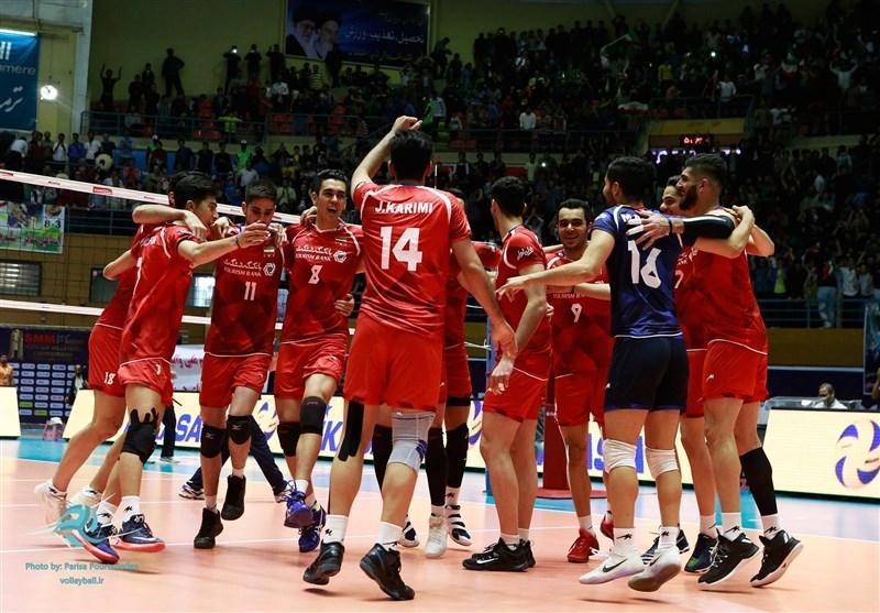 تیم والیبال امید ایران در مسابقات قهرمانی آسیا حاضر می شود