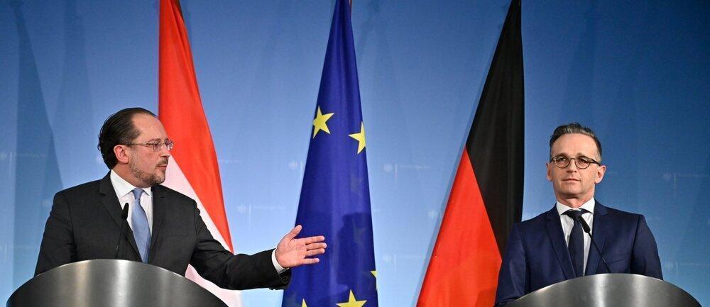 وزیر خارجه اتریش به تهران سفر می نماید