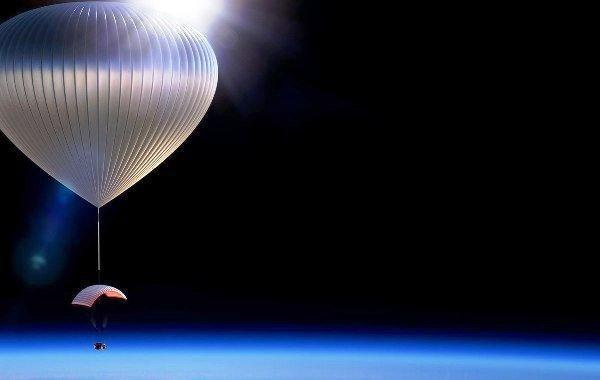 نخستین بالن گردشگری فضایی دنیا به پرواز در می آید