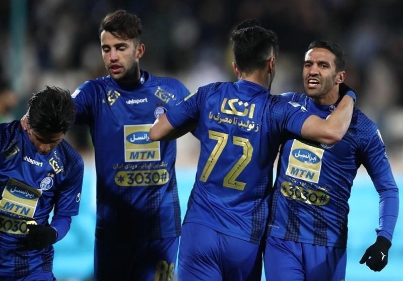 لیگ برتر فوتبال، سوخت گیری استقلال با نفت پیش از دربی