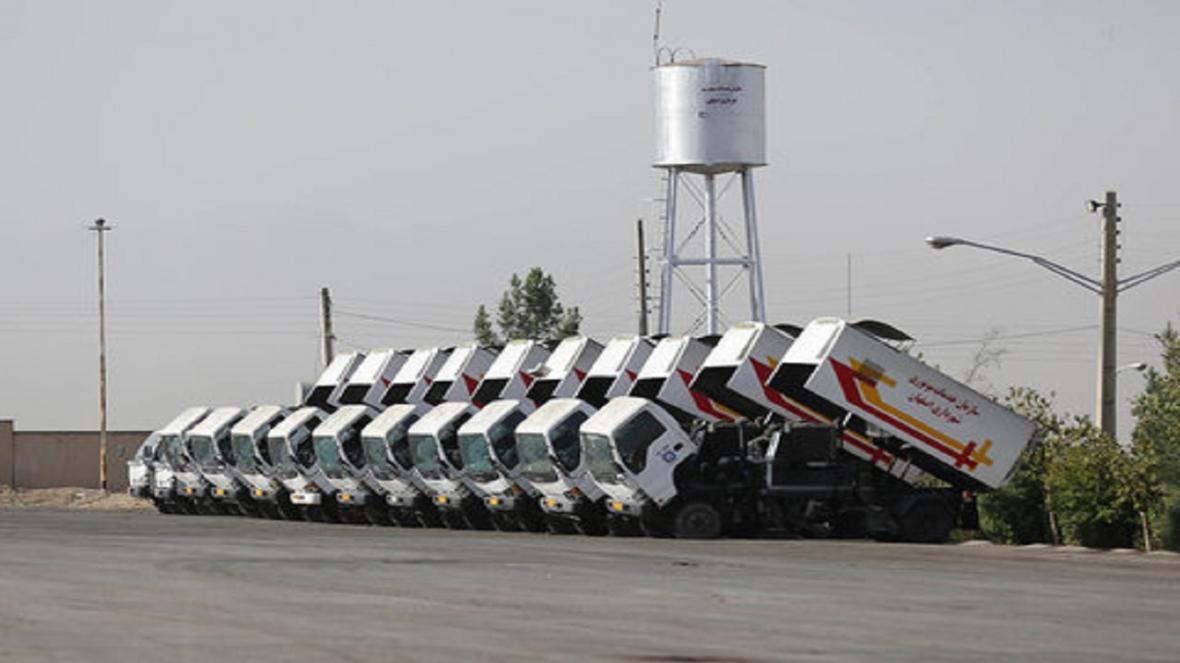 اختصاص 13 میلیارد تومان اعتبار برای نوسازی تجهیزات خدمات موتوری اصفهان