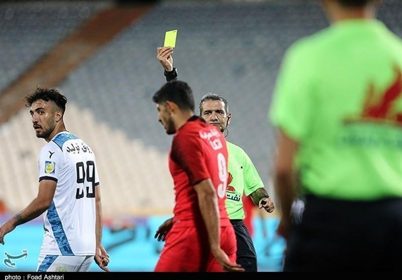 اعلام اسامی داوران 3 ملاقات به جامانده هفته بیستم لیگ برتر فوتبال، سیدعلی بازی سپاهان - پرسپولیس را سوت می زند