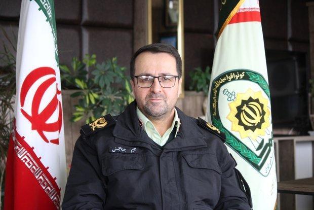 کشف یک میلیون و 796 هزار دستکش احتکار شده در زنجان
