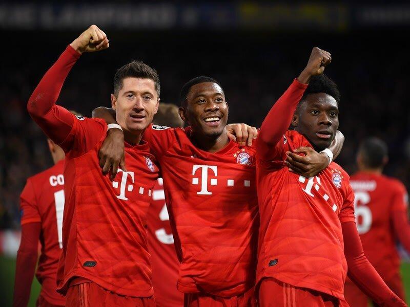 برترین گلزنان این فصل فوتبال اروپا ، خبری از رونالدو و مسی نیست
