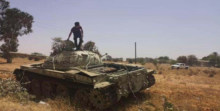 تسلط نیروهای غرب لیبی بر راستا امدادرسانی اصلی شبه نظامیان شرق لیبی
