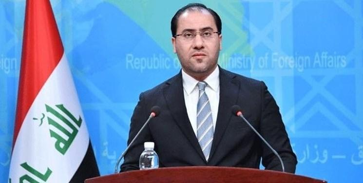 بغداد: دولت عراق تا به امروز به گفت وگو و اصول حسن همسایگی در قبال ترکیه معتقد بوده است