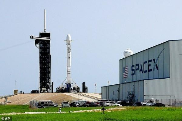 تعویق پرتاب دهمین سری از ماهواره های استارلینک