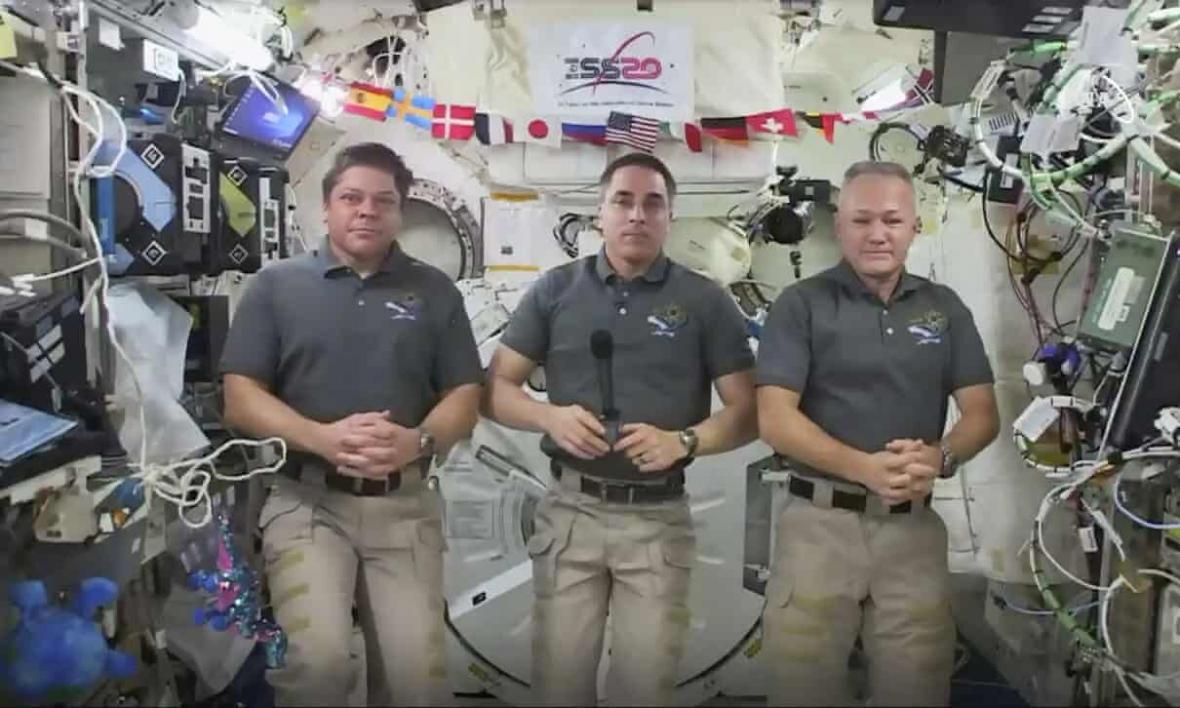 2 فضانورد ناسا آماده بازگشت به زمین می شوند