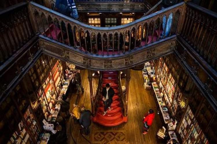 شایعات رابطه این کتابفروشی شهر پورتو با خالق هری پاتر