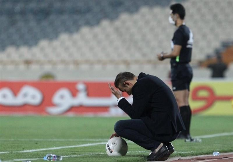گل محمدی با ناراحتی باشگاه پرسپولیس را ترک کرد
