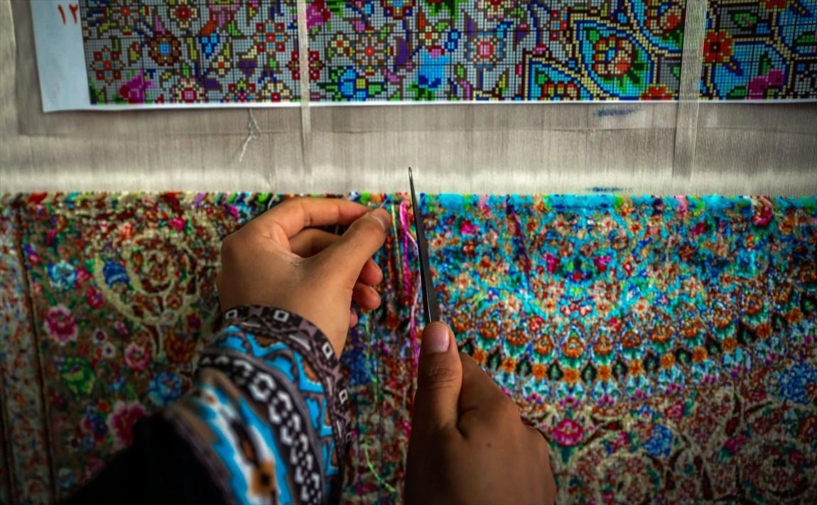 چالش های موجود در صنعت فرش دستباف ایرانی و اصالت طراحی