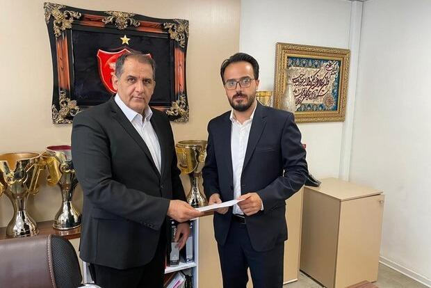 مدیر روابط عمومی باشگاه پرسپولیس استعفا کرد