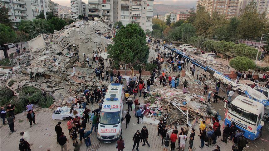 خبرنگاران تازه ترین آمار از زلزله در ترکیه و یونان؛ 14 کشته و 419 زخمی
