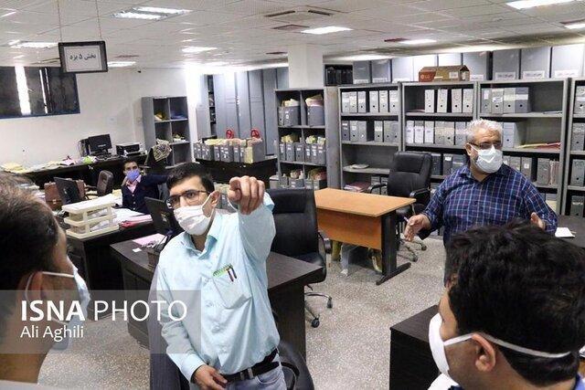 ثبت اسناد شهرستان یزد تذکر کتبی گرفت