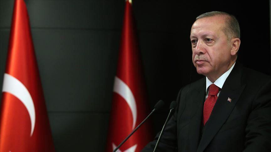 خبرنگاران اردوغان خواهان مبارزه با اسلام ستیزی شد