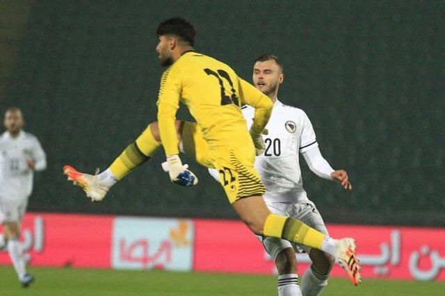عابدزاده: خیال پدرم از حضور من در دروازه تیم ملی راحت بود